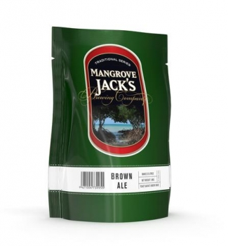 Пивная смесь Mangrove Jack's Craft Traditional Series Brown Ale Pouch (1,8 кг)